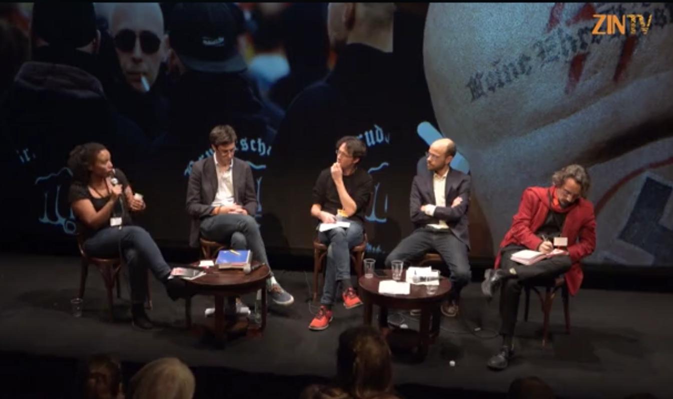[VIDEO] Débat sur l'antifascisme au festival des Libertés
