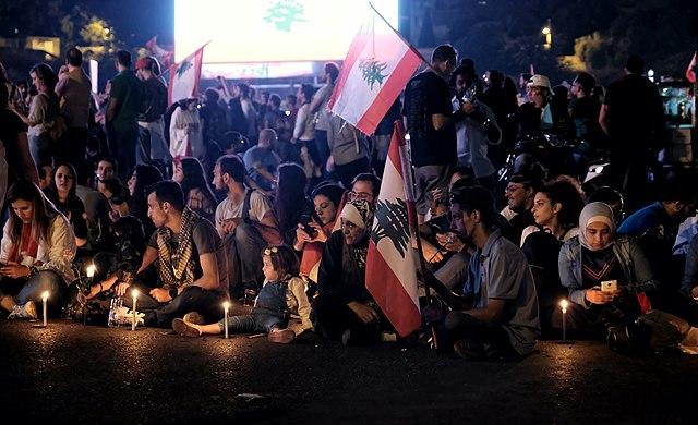 Soulèvement au Liban : les masses unies dans les manifestations
