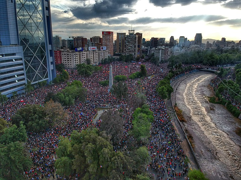2019 : Un tournant décisif dans un processus de révolution et de contre-révolution