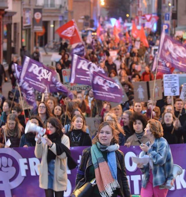 La Campagne ROSA : les activistes derrière la vidéo virale