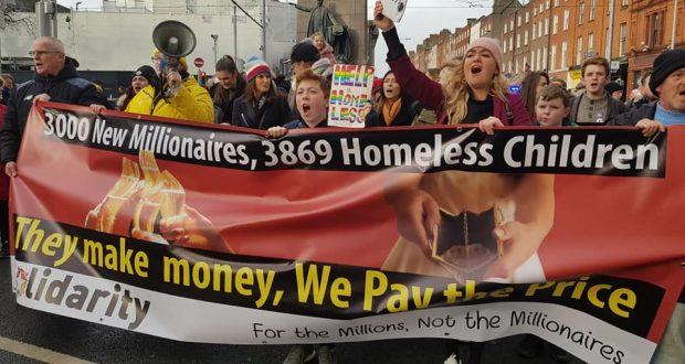 Irlande : Une colère naissante alors que la crise du logement s'aggrave