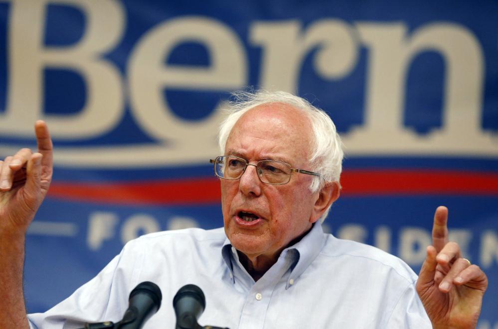 Bernie Sanders met la lutte des classes et le socialisme à l'ordre du jour