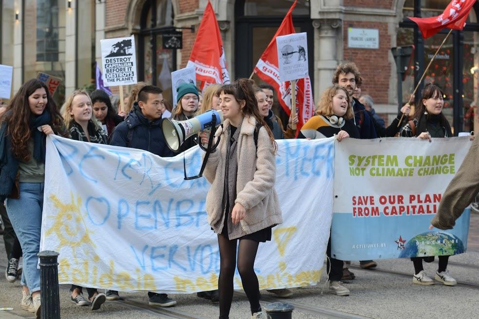 29/11 : La mobilisation contre le changement climatique se poursuit !