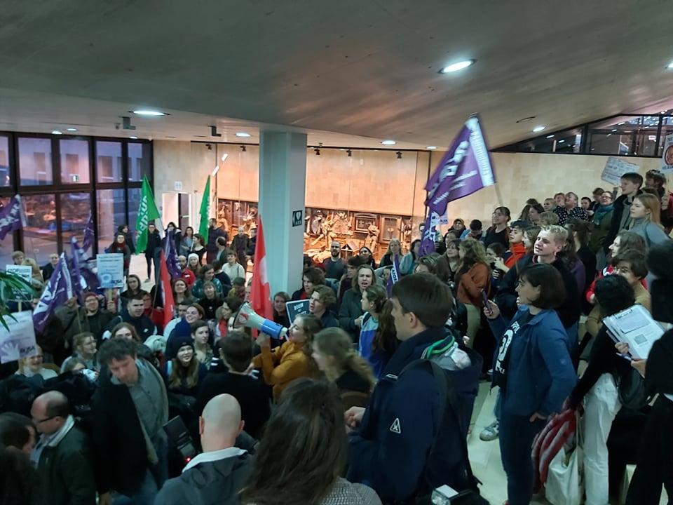 Sexisme à l'Université de Gand : Lettre ouverte de la Campagne ROSA