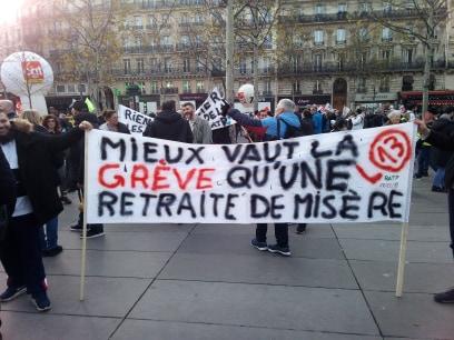 France. Des journées cruciales pour l'extension et à la généralisation de la grève