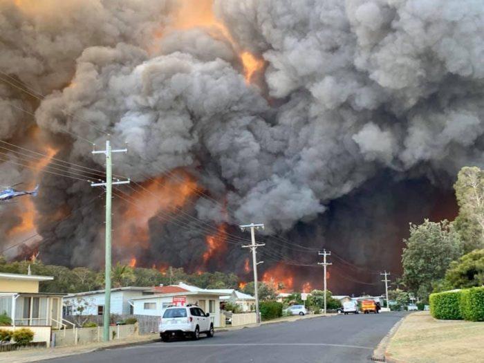 Australie : L'inaction climatique et les réductions budgétaires alimentent les incendies dévastateurs