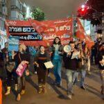 [VIDEO] Manifestation à Tel Aviv contre le plan de Trump pour Israël et la Palestine