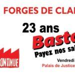 Interview de Silvio Marra – Les travailleurs des Forges de Clabecq veulent récupérer les salaires impayés