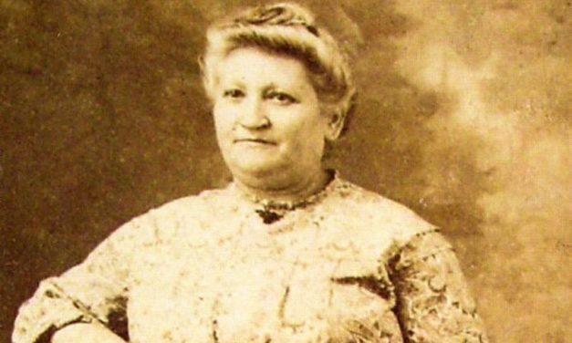 Un jour dans l'histoire de la lutte des classes – Lucie Baud, pionnière de la lutte des ouvrières du textile