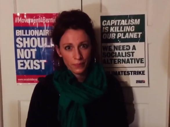 [VIDEO] Bernie président ? Tournée de meetings en Belgique avec Ginger Jentzen