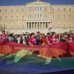 Le gouvernement grec vote contre les droits des LGBTQI+