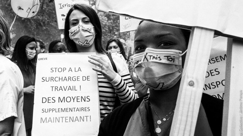 Campagne ROSA. «La pandémie affecte encore plus durement les femmes»
