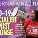 19 avril – Meeting ROSA International : une réponse féministe-socialiste à la crise du Covid19