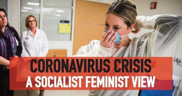 Une approche féministe socialiste de la crise du covid-19
